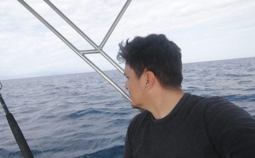 Un «simple viaje de pesca»